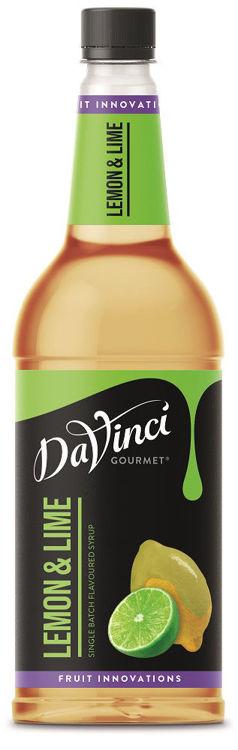 Sirup DaVinci Citron & Limetka