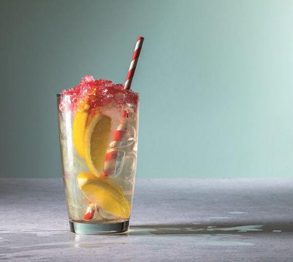 Letní ovocná limonáda