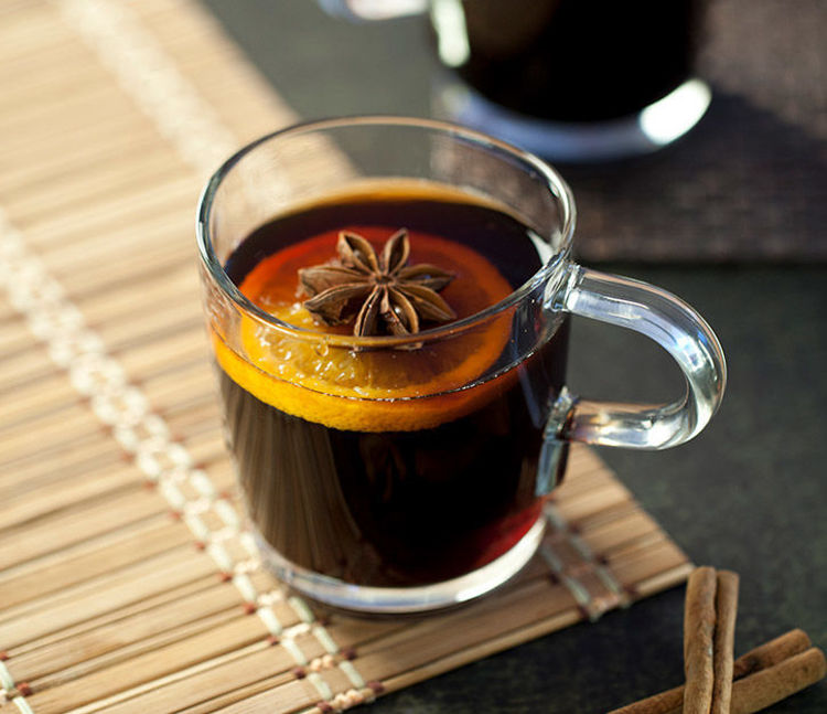 mulled spiced