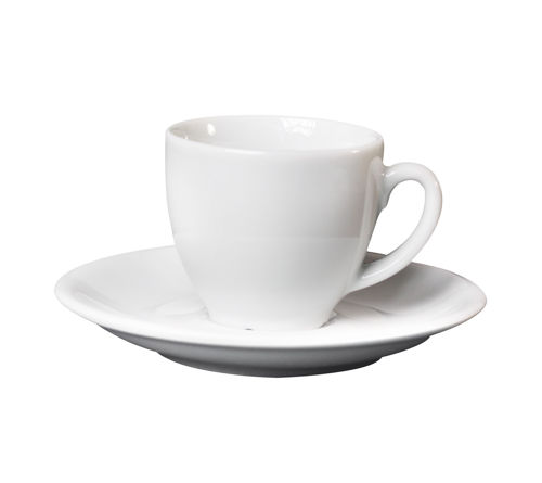 salek s podsalkem na espresso